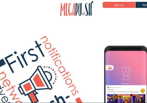 How to make profitable campaigns with PUSH notification traffic from Megapu.sh